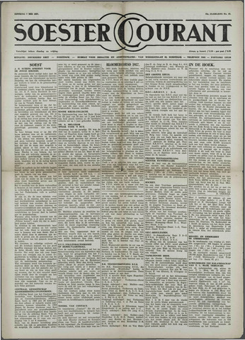 Soester Courant 1957-05-07