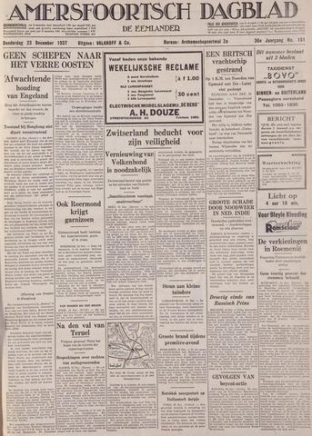 Amersfoortsch Dagblad / De Eemlander 1937-12-23