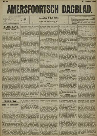 Amersfoortsch Dagblad 1908-07-06