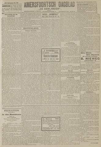 Amersfoortsch Dagblad / De Eemlander 1922-11-30