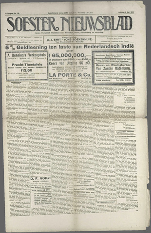 Soester Courant 1923-06-09