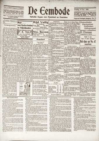 De Eembode 1935-12-10