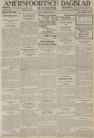 Amersfoortsch Dagblad / De Eemlander 1928-03-06