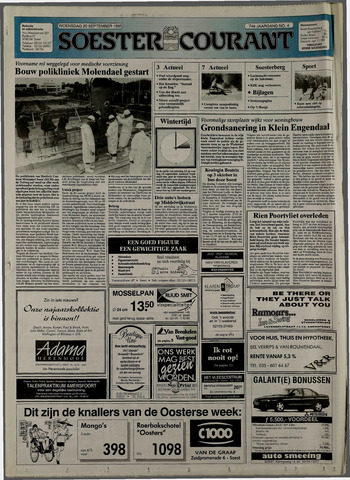 Soester Courant 1995-09-20