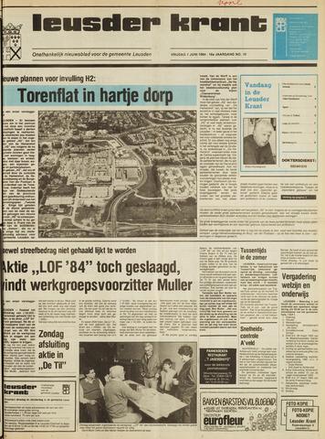 Leusder Krant 1984-06-01