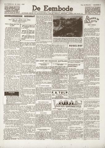 De Eembode 1938-05-28