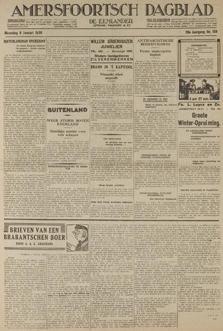 Amersfoortsch Dagblad / De Eemlander 1930-01-06