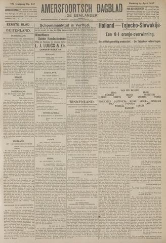 Amersfoortsch Dagblad / De Eemlander 1927-04-19