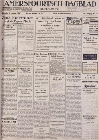 Amersfoortsch Dagblad / De Eemlander 1937-12-01
