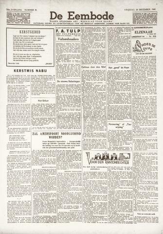 De Eembode 1940-12-20