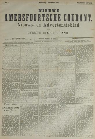 Nieuwe Amersfoortsche Courant 1890-09-03