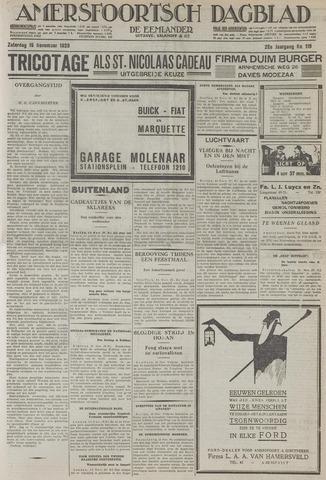 Amersfoortsch Dagblad / De Eemlander 1929-11-16
