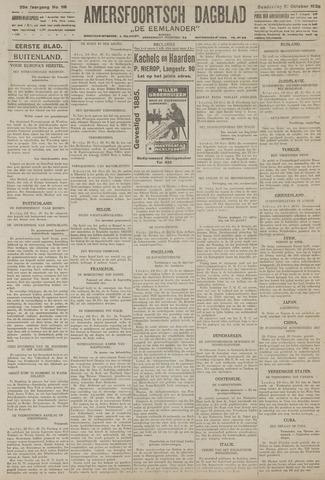 Amersfoortsch Dagblad / De Eemlander 1926-10-21