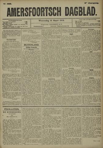 Amersfoortsch Dagblad 1908-03-18