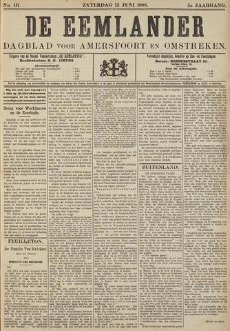 De Eemlander 1908-06-13