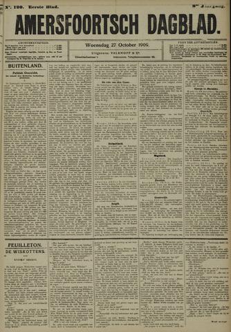 Amersfoortsch Dagblad 1909-10-27