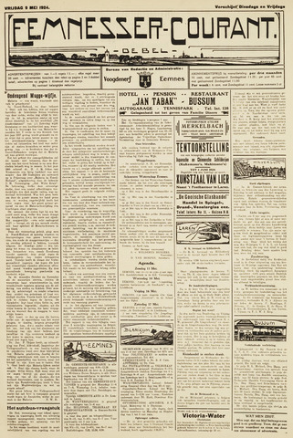 Eemnesser Courant 1924-05-09