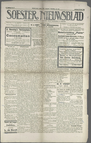 Soester Courant 1923-04-28