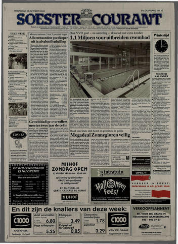 Soester Courant 2002-10-23