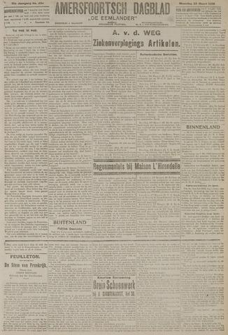 Amersfoortsch Dagblad / De Eemlander 1920-03-29