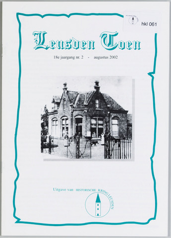 Historische Kring Leusden 2002-08-01