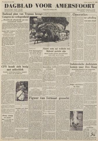 Dagblad voor Amersfoort 1948-07-28