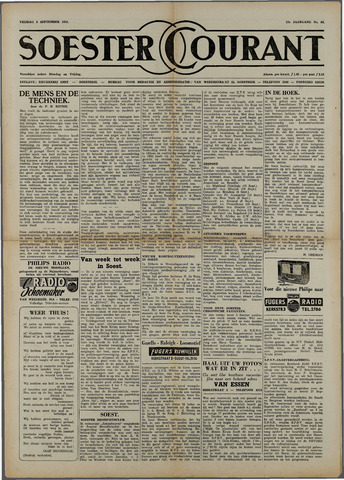 Soester Courant 1955-09-09