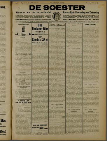 De Soester 1934-01-31