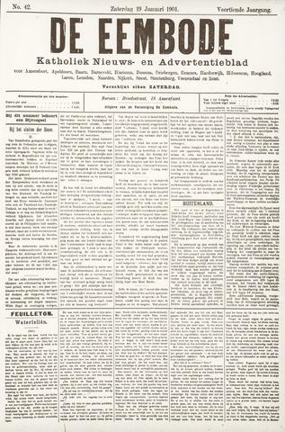 De Eembode 1901-01-19
