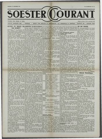 Soester Courant 1957-10-25
