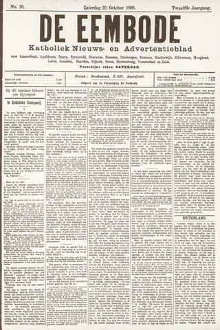 De Eembode 1898-10-22