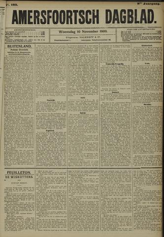Amersfoortsch Dagblad 1909-11-10