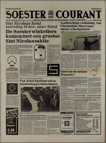 Soester Courant 1977-11-10