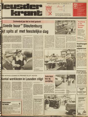 Leusder Krant 1982-08-24