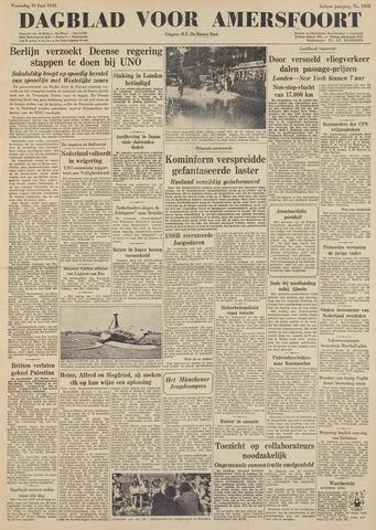 Dagblad voor Amersfoort 1948-06-30