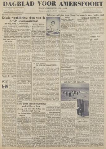 Dagblad voor Amersfoort 1947-07-12