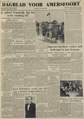 Dagblad voor Amersfoort 1949-11-25