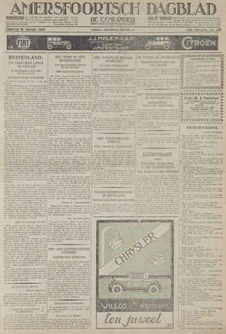 Amersfoortsch Dagblad / De Eemlander 1928-02-18