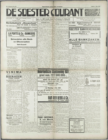 Soester Courant 1931-05-01