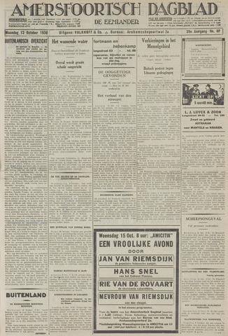 Amersfoortsch Dagblad / De Eemlander 1930-10-13
