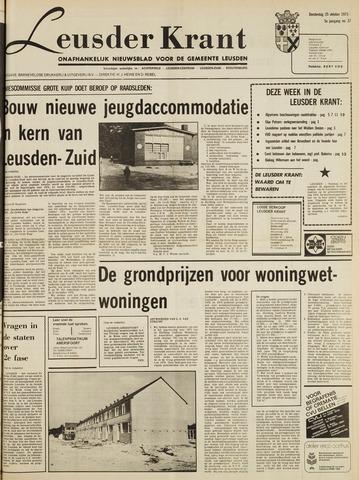 Leusder Krant 1973-10-25