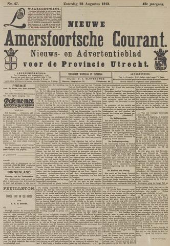 Nieuwe Amersfoortsche Courant 1913-08-23