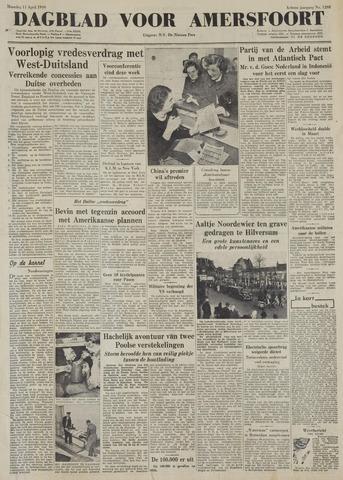 Dagblad voor Amersfoort 1949-04-11