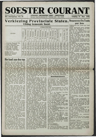 Soester Courant 1946-05-31