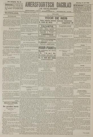 Amersfoortsch Dagblad / De Eemlander 1925-07-14