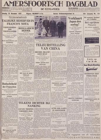 Amersfoortsch Dagblad / De Eemlander 1937-11-23