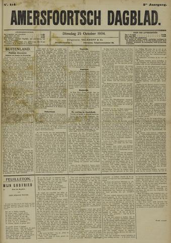 Amersfoortsch Dagblad 1904-10-25