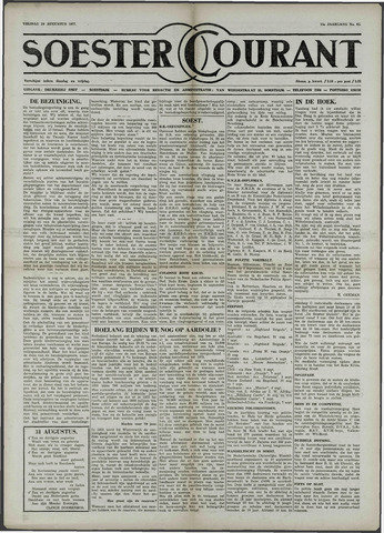 Soester Courant 1957-08-30