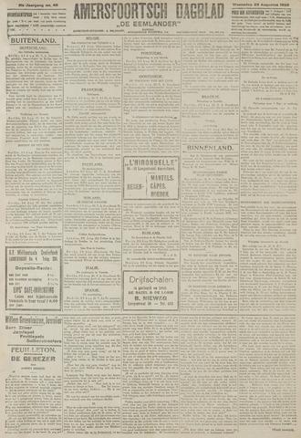 Amersfoortsch Dagblad / De Eemlander 1922-08-23