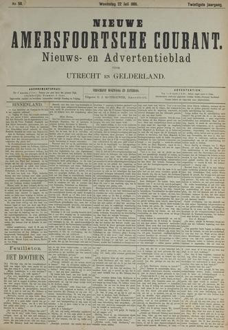 Nieuwe Amersfoortsche Courant 1891-07-22